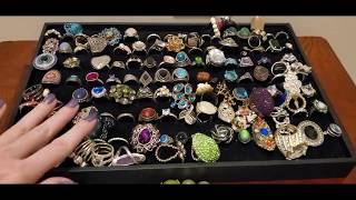 ASMR   Jewelry Armoire Part I