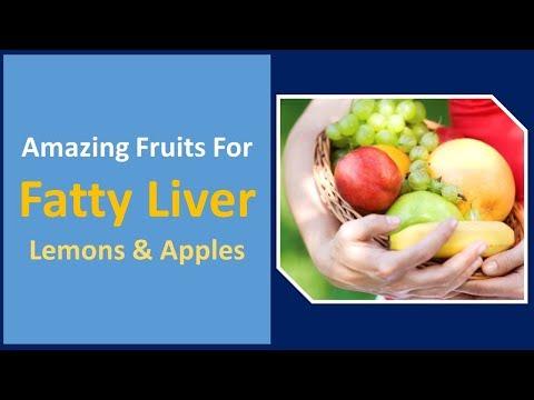 Amazing Fruits for fatty liver | Lemons & Apples