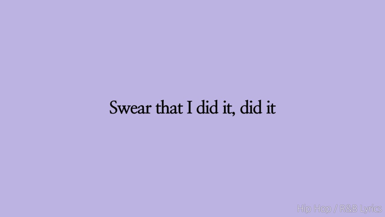 Trippie Redd Love Scars Lyrics Youtube