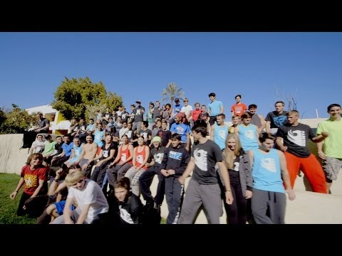 2014 Annual Phoenix Jam with 75+ People!