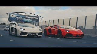 Active Motorwerke x Lamborghini Aventador Full Akrapovic Exhaust System  | 4K