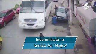 """""""Negro"""" murió con el cráneo destrozado; """"Estoy muy indignado por esta muerte, fue muy fuerte mi reacción al ver la imagen"""", dijo el alcalde Enrique Vargas del Villar"""