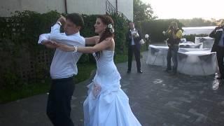 Mi salsa - свадебная Меренге - наши молодожёны ))