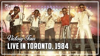 LIVE IN TORONTO, 1984 - Victory Tour (Full Concert) [60FPS] | Michael Jackson