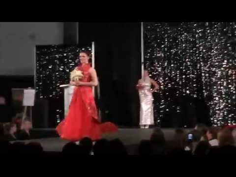 Grand Wedding Show 2012: Chinese Bridal Gowns