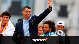 Bericht enthüllt: darum verließ Cristiano Ronaldo Real Madrid wirklich | SPORT1