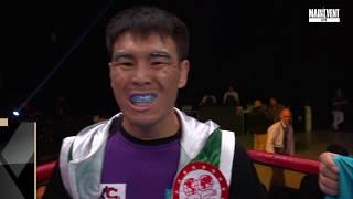 Nursultan Zhangabayev v Steve Gago | #TszyuRitchie Undercard