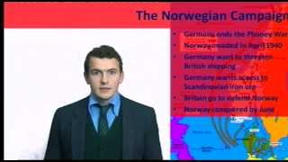 GCSE History - Phoney War & Dunkirk