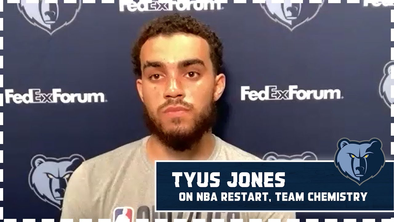 Tyus Jones on effects of NBA Hiatus, NBA's restart, George Floyd Protests & more