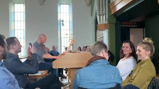 Daft Punk - One More Time on church organ