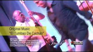 """El Tumbao De Cachao"" Original Music By Johnny Polanco Live at The LA Salsa Congress"