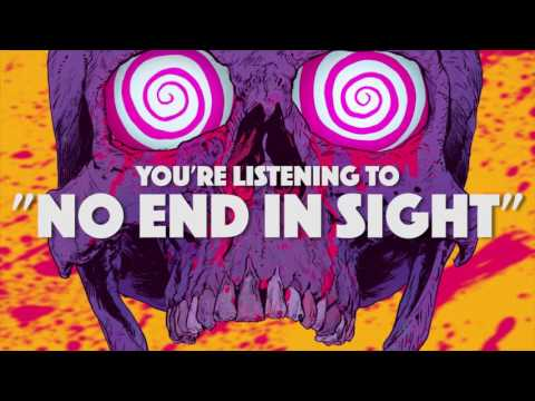 THE CHARM THE FURY - No End In Sight (OFFICIAL TRACK)