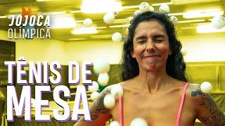 #JojocaOlimpica - JOGUEI COM O RECORDISTA BRASILEIRO DE MEDALHAS ft. Hugo Hoyama e Jessica Yamada