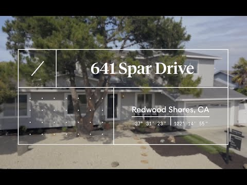 641 Spar Dr, Redwood Shores, Listed By Brett Caviness