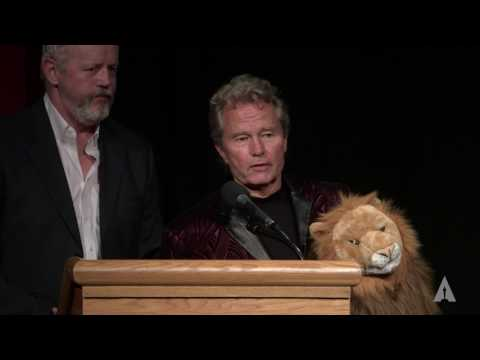 """Tribute to Richard Donner – A Gift for Richard, """"the Sweetest Lion I've Ever Met"""""""