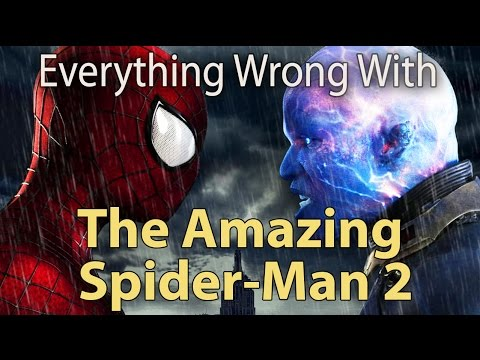 Thumbnail: Everything Wrong with The Amazing Spider-Man 2 in 13 Minutes or Less