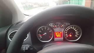 Звон пальцев. (Детонация) Ford Focus 2 Duratec HE 2.0