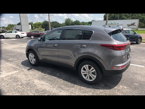 Regal Kia Lakeland >> 2019 Kia Sportage Lakeland, Winter Haven, Lake Wales ...