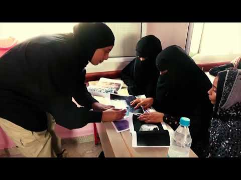 حملة توعية بمخاطر الألغام يطلقها الهلال الأحمر الإماراتي بمديرية المخا  - نشر قبل 33 دقيقة