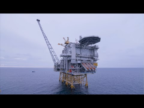 Equinor: Power From Shore To The Martin Linge Platform