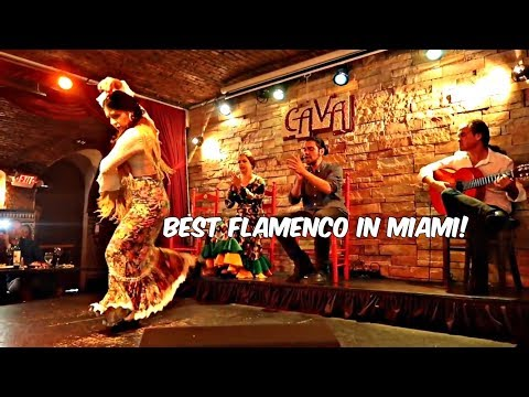 Cava: Miami's Best Tablao Flamenco & Spanish Buffet