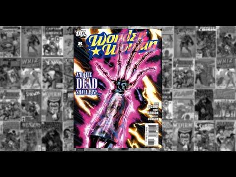 """Wonder Woman: Vol 3 #8 """"Love And Murder"""" Part Three"""