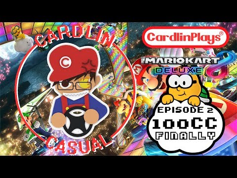No Mic, just gaming! ^_^ Mario Kart 8 Deluxe chillstream~ Check description!