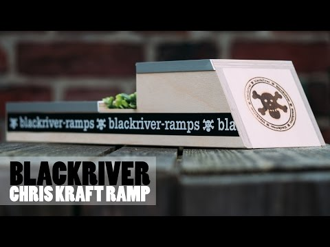 Blackriver-Ramps - Chris Kraft Signature Fingerboard Ramp - Product Blog