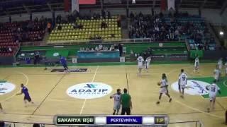 Sakarya BŞB. Basketbol-Pertevniyal