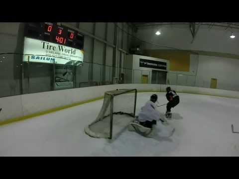 Film Project: GoPro - Hockey Practice Highlights