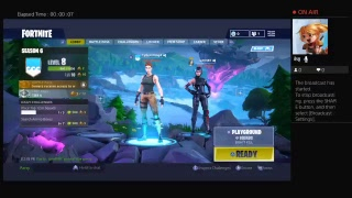 FORTNITE BR//GRINDING TO GET BETTER PLAYING WIT MY BRO NBT................. Go sub to him@NBT1490