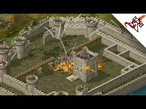 Stronghold HD - The Siege of TOWER OF LONDON