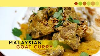 Goat Curry | Malaysian Style | Easy To Cook With Atul Kochhar