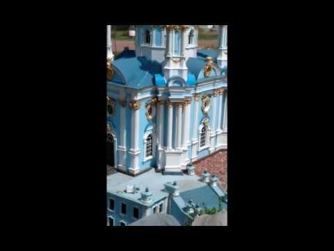Киев в миниатюре - Андреевская церковь