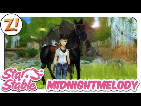 Star Stable: Midnightmelody - Morgan Horse [PFERDEKAUF] | Let