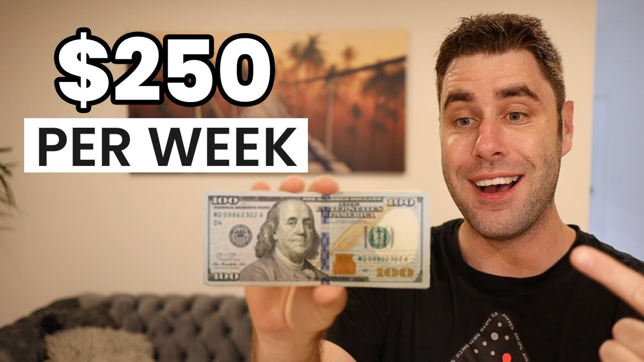 Earn $250 PER WEEK Online For FREE In 2020! (Make Money Online)
