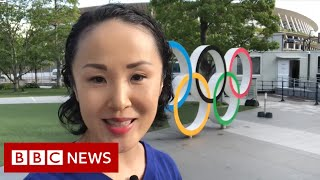 Reporting on the Olympics in a pandemic - BBC News