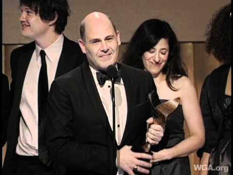2011 WGA Awards: Mad Men takes home Episodic Drama...