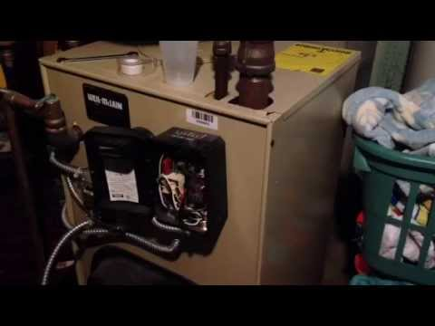 How To Fix Clean Low Water Light Sensor Weil McLain Gold Boiler ...