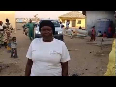 Taraba interview with woman attacked in Gwoza church