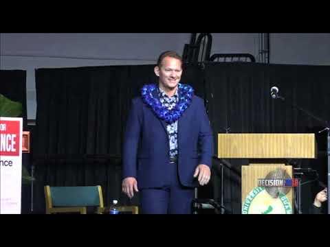 One Guam Gubernatorial Debate: Part 1