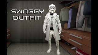 GTA 5 Online - How to Create MODDED OUTFITS using Clothing Glitches | HOW TO MAKE A WHITE OUTFIT