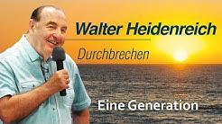 Walter Heidenreich - Durchbrechen (1GSA 11.08.2019 - 14:30 Uhr - Die Taube)