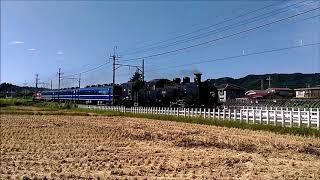 東武鬼怒川線 SL大樹1号