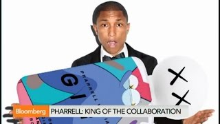 Why Pharrell Williams Is the King of Collaboration