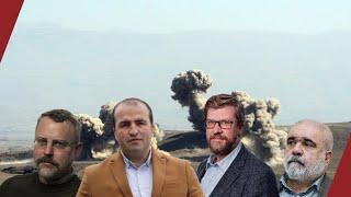 Почему столкнулись Армения и Азербайджан на передовой? Эксперты о локальной войне