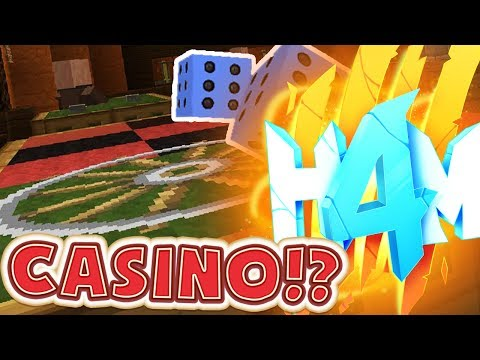 PETEZAHHUTT CASINO AND BACCA BANK - HOW TO MINECRAFT SEASON 4 SMP (H4M) #17