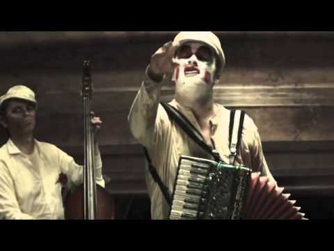 "The Tiger Lillies ""Living Hell"" Official Music Video"