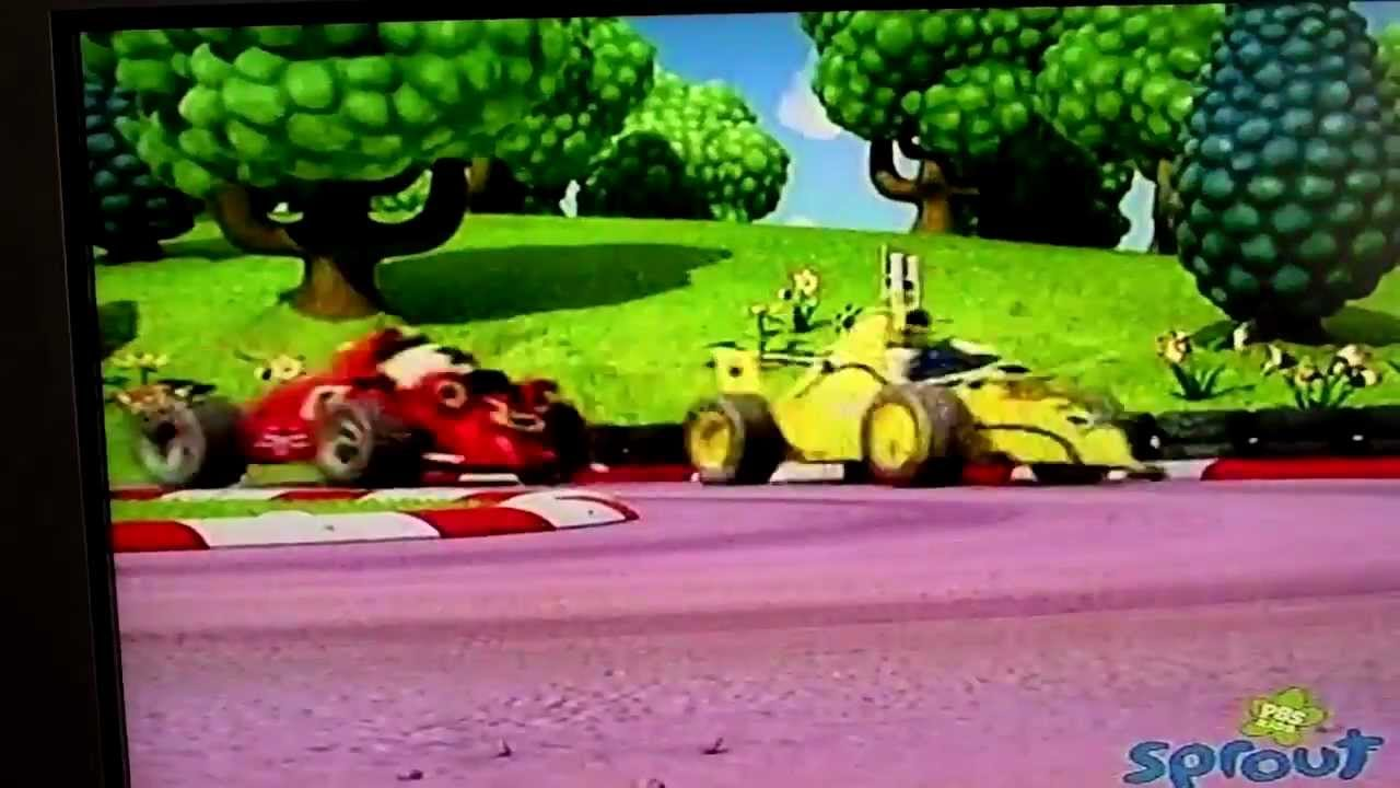 Roary The Racing Car TV Show Theme Song