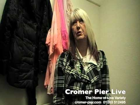 EXCLUSIVE Interview with Maddy Prior of Steeleye Span at Cromer Pier
